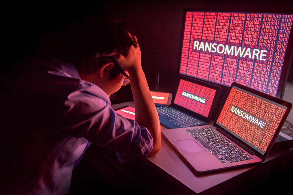 تهدید باج افزاری فایل های به اشتراک گذاشته شده