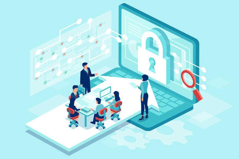 بهبود حکمرانی امنیت مجازی